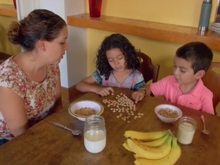 PBS KIDS for Parents Article: 8 Easy Ideas to Add Math Into Your Daily Routine