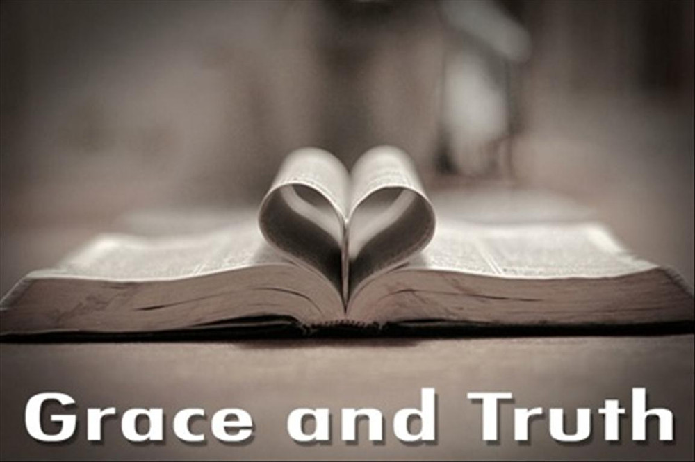 Receiving God's Grace & Truth Fullness