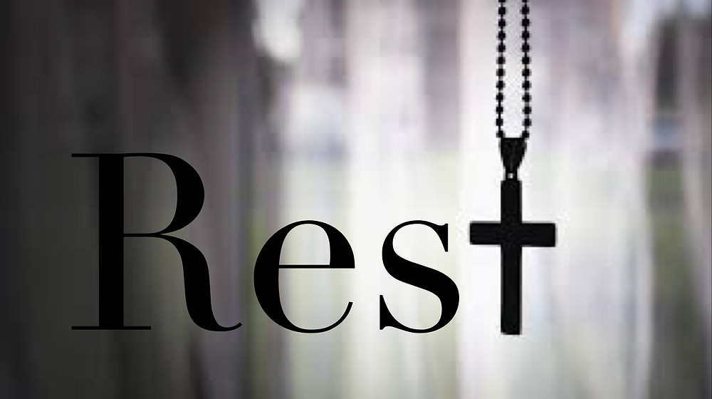 Consider... Resting