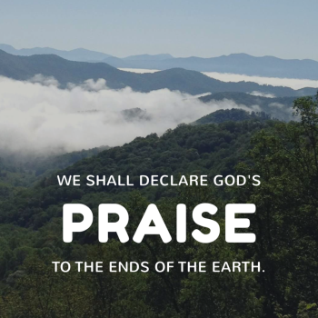 Declaring His Praise