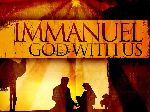 Jesus Christ Is Immanuel Within Us Always
