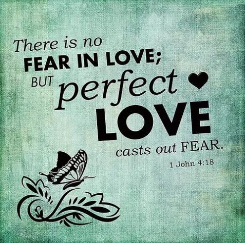 Loving Away All Fears