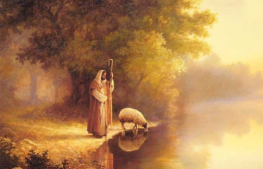 Know Your Good Shepherd Even As He Knows You