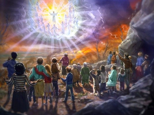 The Second Coming Of Jesus Christ Bundle - #1014SP