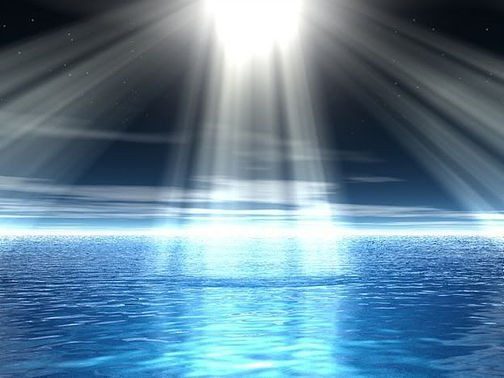Seeing The Radiance Of His Glory