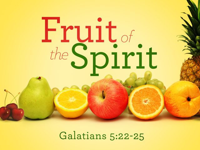 The Fruit Of God's Presence Within You