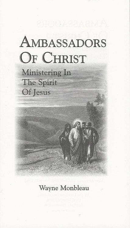 Ambassadors of Christ - #AMBASS