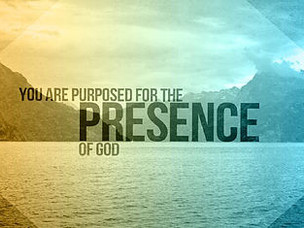 The Mighty Benefits Of Our Priesthood In His Presence