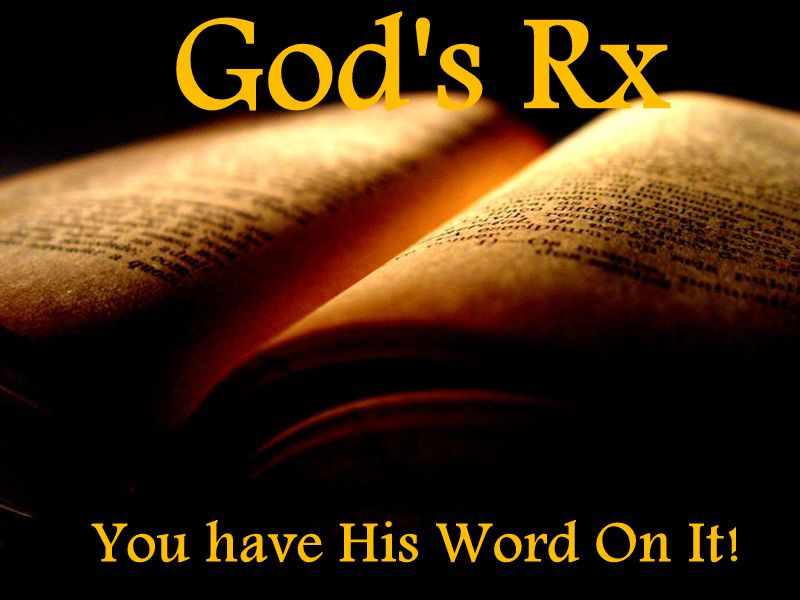 Ministering To The Lord Is God's Prescription Of Well Being For You