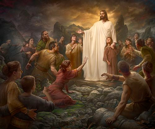 Jesus, Our Witness, Leader, And Commander Of An Everlasting Covenant