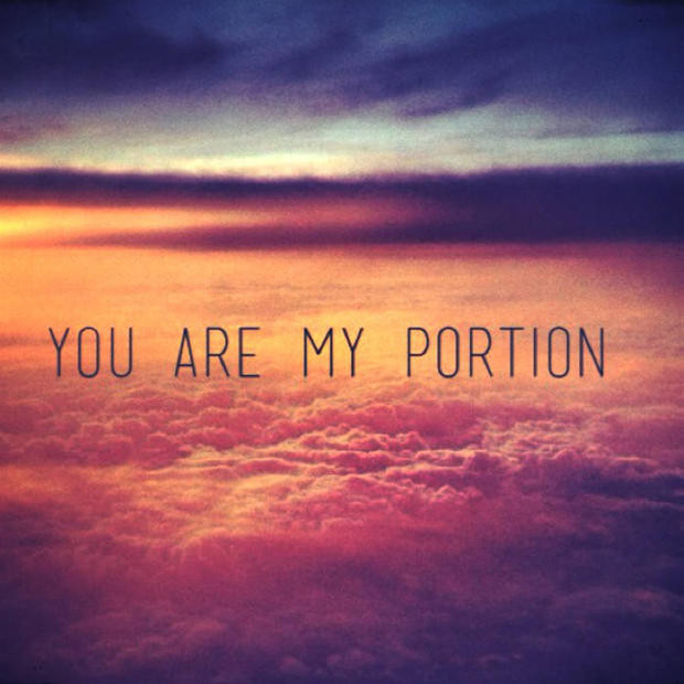The Lord Is My Portion Says His Priests