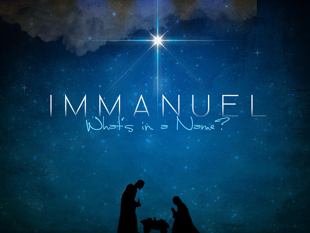 God Is Immanuel To Us Always