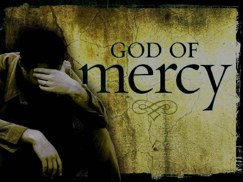 Found Mercy