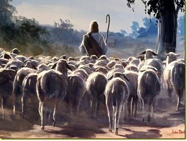 One Flock Following The Voice Of Our One Shepherd