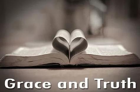 Receiving God's Grace & Truth Fullness