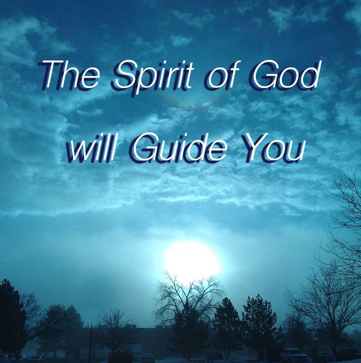 The Helper Testifies Of Jesus To Us