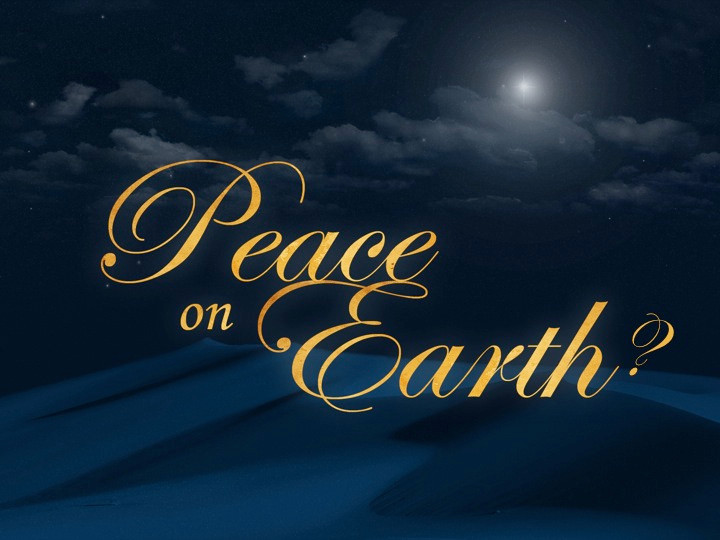 Letting His Peace Reign In Our Hearts