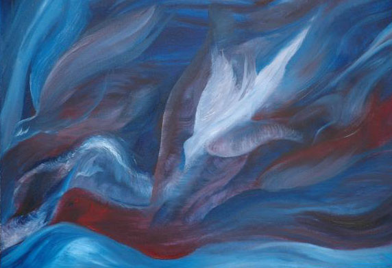 The Difference In Our Newness Is The New Covenant Spirit Of God