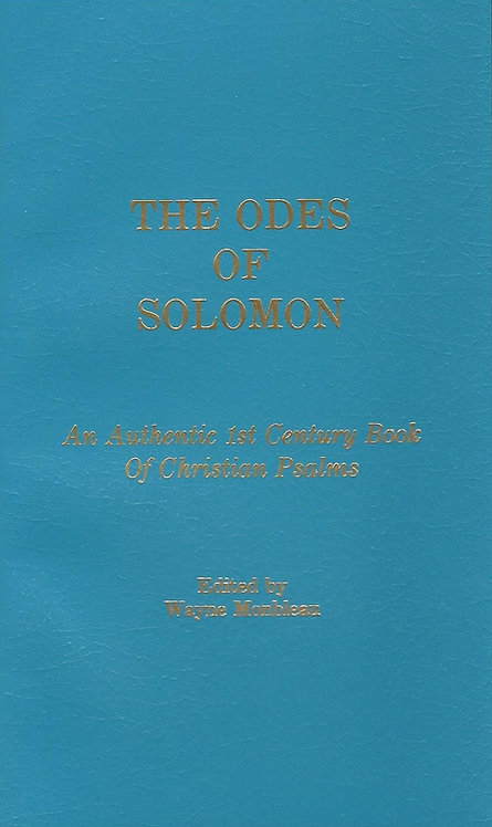 The Odes of Solomon - #ODESB
