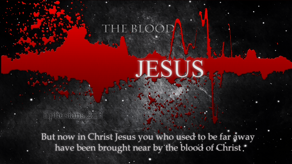 We Have Been Brought Near By The Blood Of Christ