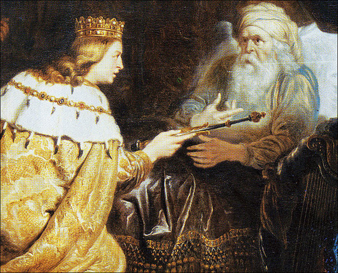Zadok - Part 7 - Solomon Makes Zadok The New High Priest