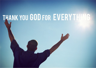 Thanking God For The Good Part