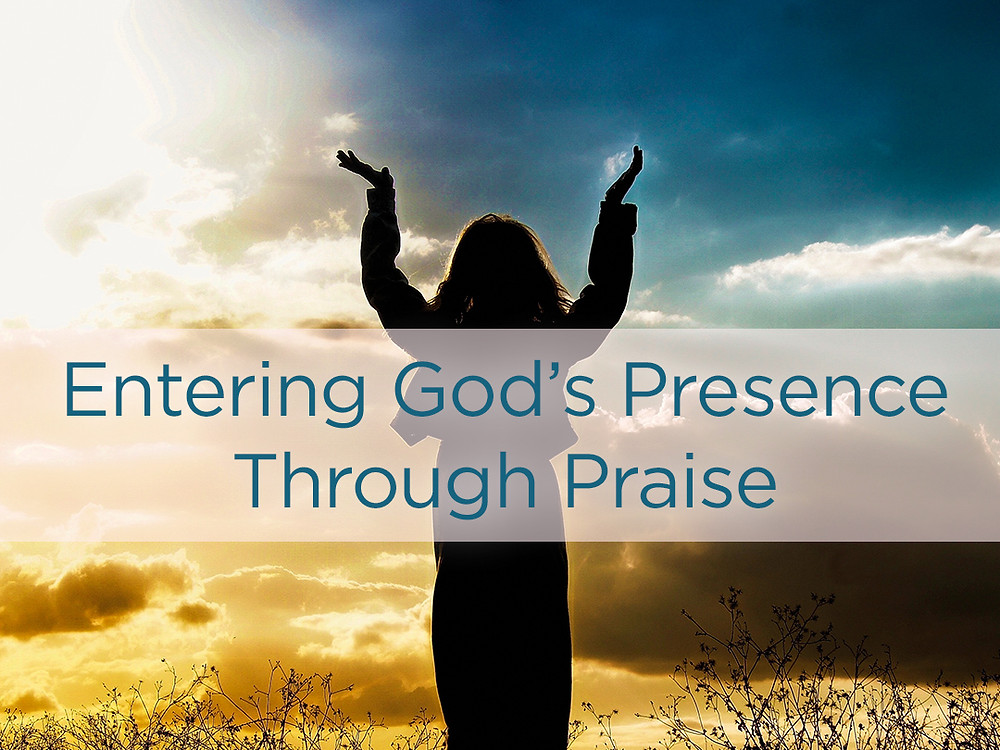 Praising In His Presence