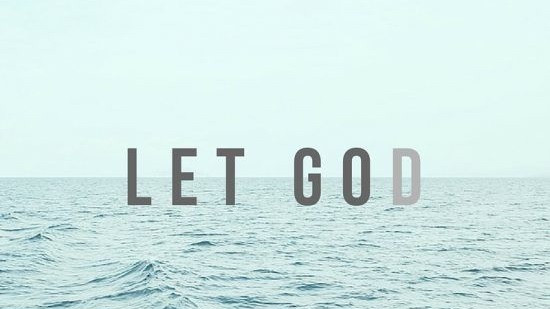 Let God Be Wonderful To You