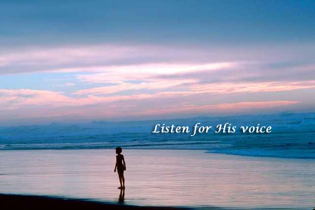 Samuel Shows Us How To Hear From God