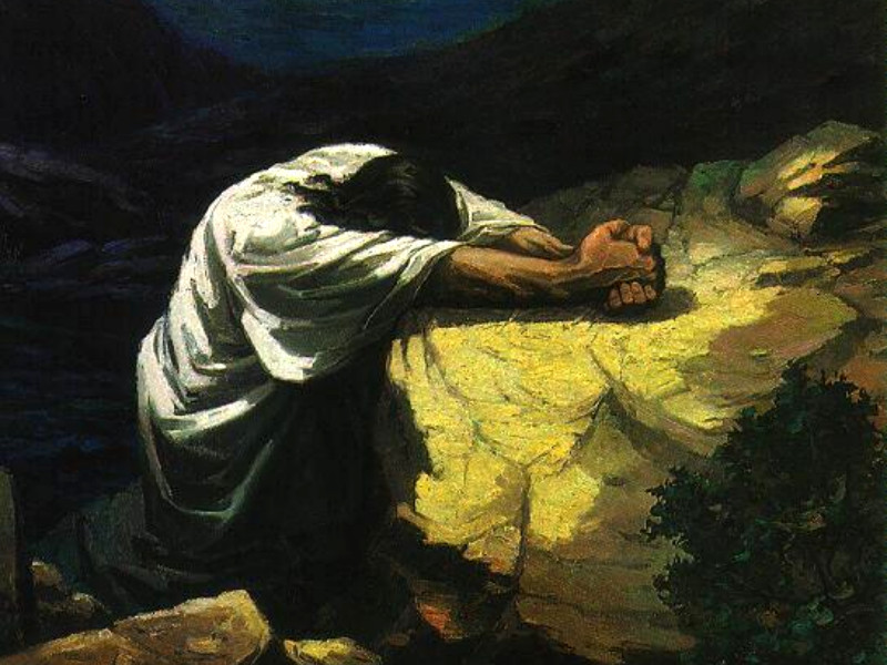 How We Strengthen Ourselves In The Lord Our God - Part 4 (In The Night)