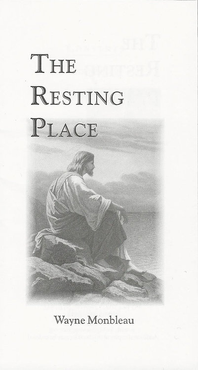The Resting Place - #REST