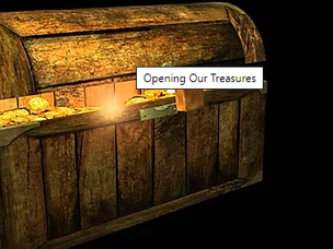 Opening Our Treasures