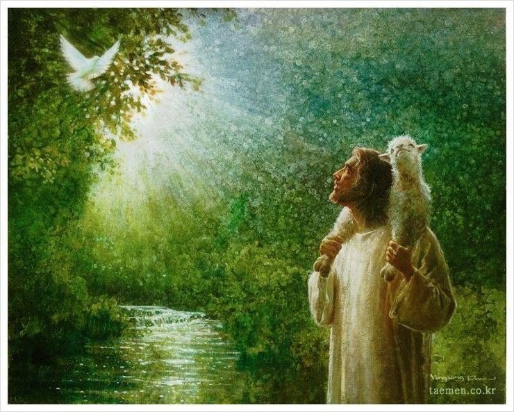 In The Hand Of Your Good Shepherd