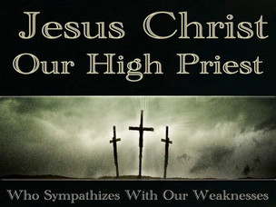Obeying The Source Of Our Eternal Salvation - Christ Our High Priest