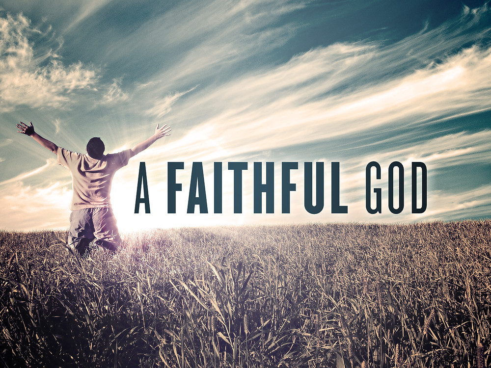 """Our Reward For Being Faithful - """"Come Near To Me To Minister To Me"""""""
