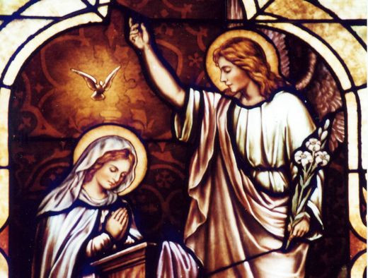 The Message Of The Angel – Beloved Child Of God Do Not Be Afraid