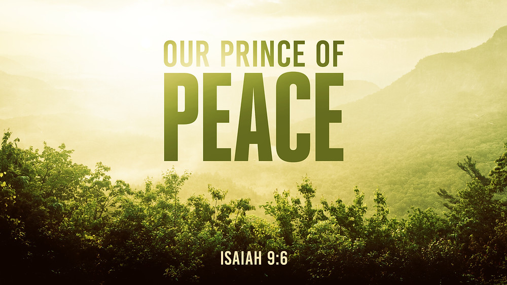 Our Prince Of Peace