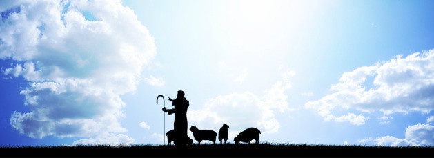 Jesus Our Covenant Shepherd Feeds Us Himself