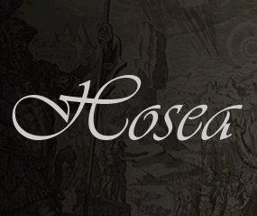 Hosea Special Offer