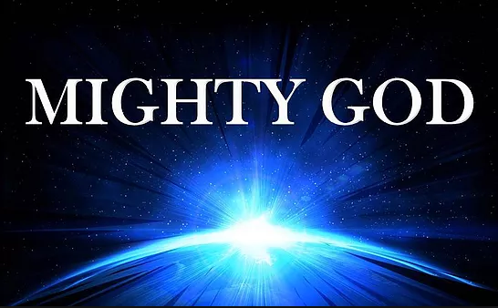 Our Mighty God
