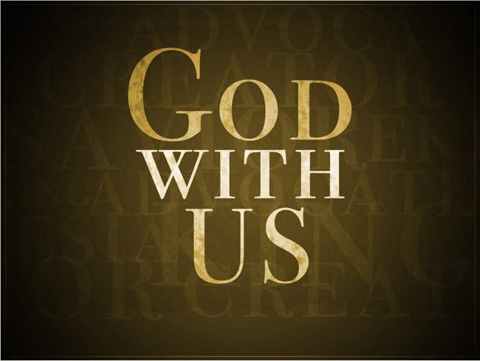 God's Sanctuary Is In Our Midst Forever