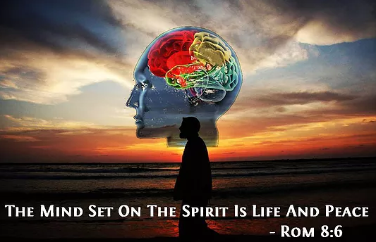 Our Spiritual Mind Set - For Life And Peace