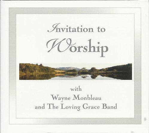 Invitation To Worship - #M0431