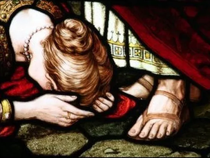 Closer To The Feet Of Jesus
