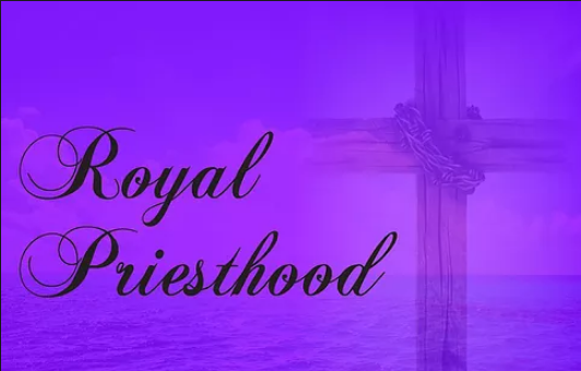 Our Identity, Our Priesthood & Our New Song