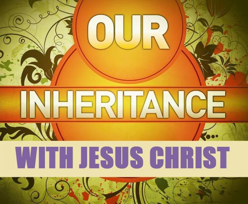 Our Priestly Inheritance in Jesus Christ