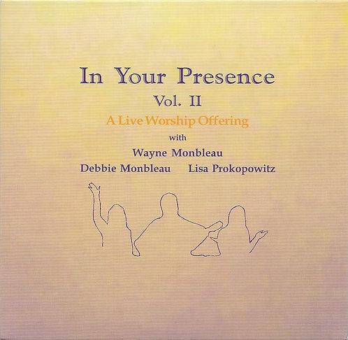 In Your Presence - Volume 2 - #MPRES2