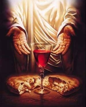 Behold The Blood Of The New Covenant