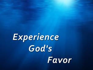 Affirming Favor Over Fear