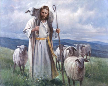 Let The Lord Be Your Shepherd Today